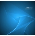 Abstract background with soft lines vector image vector image