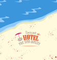 best hotel five star quality vector image