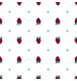 bright flower seamless pattern with hand-drawn vector image