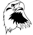 Stylized image of an eagle vector | Price: 1 Credit (USD $1)