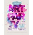 art party poster