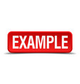 example vector image vector image