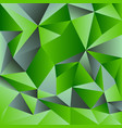 abstract textured polygonal background blurry vector image vector image