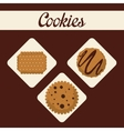 Bakery icons design vector image vector image