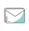 envelope graphic vector image