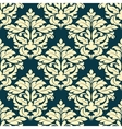 Colorful arabesque seamless pattern vector image vector image