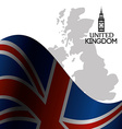 British design vector image