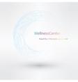 linear logo design concepts vector image