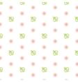 seamless bapattern feeding bottle vector image vector image