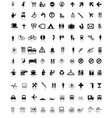 sal web icons set vector image