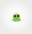 Baby Octopus vector image