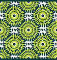 green chrysanthemum seamless pattern texture be vector image