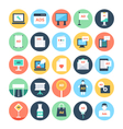 advertising and media icons 4