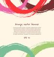 Shopping retail design vector image vector image