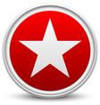 stylish star icon vector image