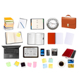 Business and office supplies vector | Price: 1 Credit (USD $1)