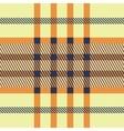 Set seamless British tartan pattern Plaid brown vector image vector image