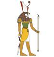 Horus vector image vector image