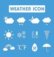 weathericon vector image