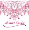 Abstract Hand-drawn Mandala-05 vector image