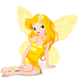 Beautiful fairy vector image vector image