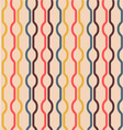 Seamless Vintage Colors Pattern vector image vector image