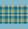 tartan scotland seamless plaid pattern retro vector image vector image