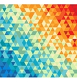 Abstract multicolor background vector image