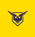 ravenskull vector image