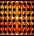 bright geometric abstract color pattern vector image