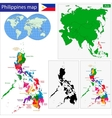 Republic of the Philippines vector image