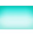 Green Mint Gradient Background vector image vector image