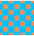 Colorful candies pattern vector image