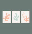 Matisse organic scandi poster hipster style