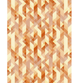 orange pattern vector image vector image