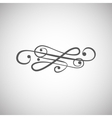 Classic design element vector image vector image