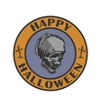 Hand drawn sign Halloween eps8 vector image