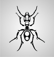 Tribal Ant vector image