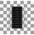 processor Icon vector image