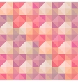 Abstract geometric shapes pattern vector image vector image