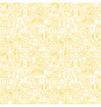 award white line seamless pattern vector image vector image