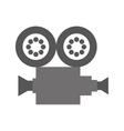 Camera video film isolated icon