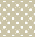 golden abstract geometric seamless pattern vector image vector image