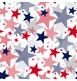 united states national symbol stars vector image