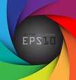 Colorful camera shutter background eps10 vector | Price: 1 Credit (USD $1)