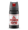 pepper gas sprey self defense vector image vector image