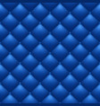 quilted blue background vector image