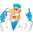 good dentist vector image vector image