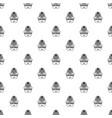 sleepwear pattern seamless vector image