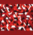 polygonal mosaic abstract vector image